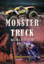 Monster Truck World Tour-Aruba